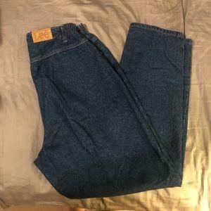 Vintage lees women's jeans